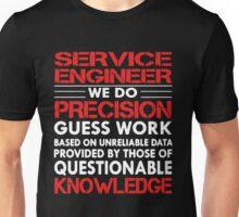 Service Engineer T-shirt Unisex T-Shirt