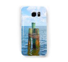 Three Friends in the Sea Samsung Galaxy Case/Skin