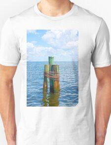 Three Friends in the Sea Unisex T-Shirt