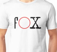 FOX - X files Unisex T-Shirt