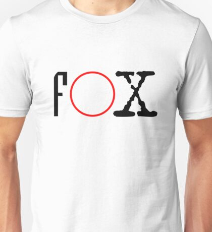 FOX - X files Unisex T-Shirt