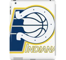 Indiana Pacers colts mash up iPad Case/Skin