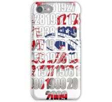 New york Yankees world series championships iPhone Case/Skin