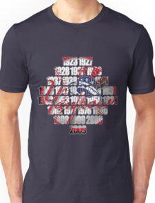 New york Yankees world series championships Unisex T-Shirt