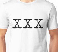 X Files XXX Unisex T-Shirt