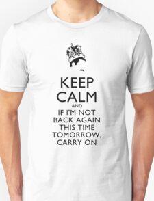 Freddie Mercury Keep Calm Unisex T-Shirt
