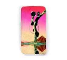 Desert Yoga Samsung Galaxy Case/Skin