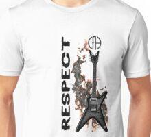 pantera cfh respect guitar Unisex T-Shirt