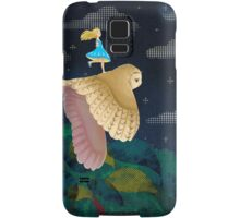 Night Owl Samsung Galaxy Case/Skin