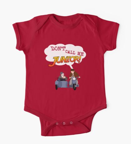 Don't Call Me Junior! One Piece - Short Sleeve