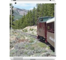 Leadville Colorado & Southern Railroad iPad Case/Skin