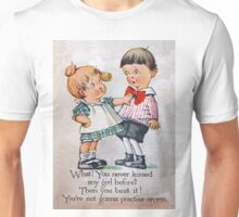 Never Kissed a Girl? Unisex T-Shirt