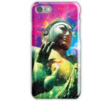 Rainbow Buddha iPhone Case/Skin