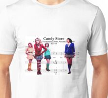Candy Store Heathers the Musical Unisex T-Shirt