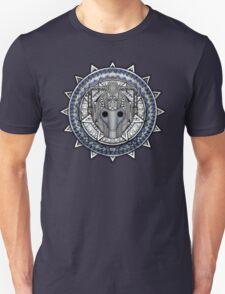 Aztec Future Robot Pencils sketch Art Unisex T-Shirt