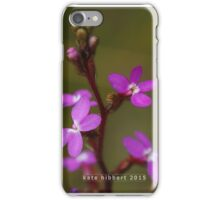 Grass Trigger Plant iPhone Case/Skin