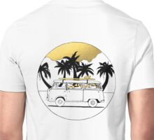 Aussie Road Trip - Gold Edition Unisex T-Shirt