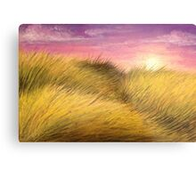 Grassy Plains Metal Print