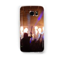 flame on concert  Samsung Galaxy Case/Skin