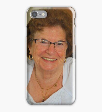 Portrait of Nola # 2 iPhone Case/Skin