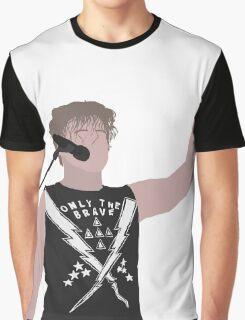 Ashton Irwin Minimalist Graphic T-Shirt