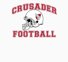 Crusader Football - Red Unisex T-Shirt