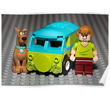 Scooby, Shaggy and the Machine Poster