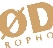 Rode Microphones Logo Sticker