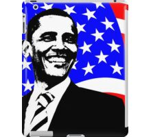 PRESIDENT BARACK OBAMA iPad Case/Skin