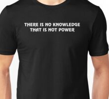 Kombat Quote Unisex T-Shirt