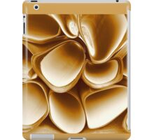 Amber Pipes iPad Case/Skin