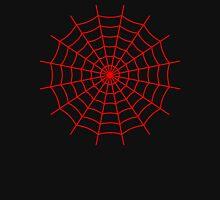 Spider Web - Red Unisex T-Shirt