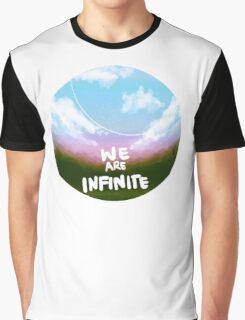 We Are Infinite Graphic T-Shirt