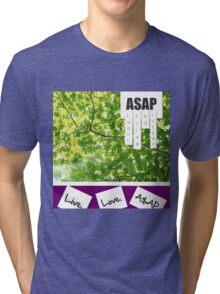 Live.Love.A$AP Tri-blend T-Shirt