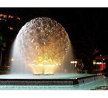El Alamein Fountain Photographic Print