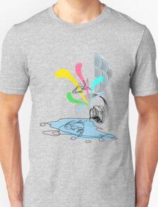Fishy Ink Spill T-Shirt