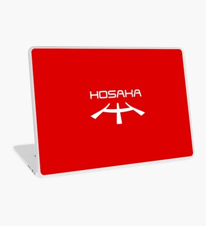 HOSAKA corporate logo Laptop Skin