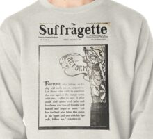 The Suffragette Pullover