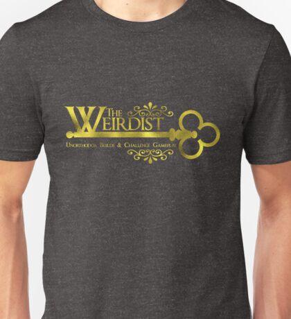The Weirdist Key Logo Unisex T-Shirt