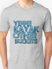 Botched line for Die Hard T-Shirt