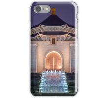 National Chiang Kai-shek Memorial Hall in Taipei, Taiwan iPhone Case/Skin