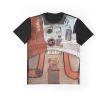 The Martian EVA suit Graphic T-Shirt