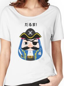 Pirates Daruma Women's Relaxed Fit T-Shirt