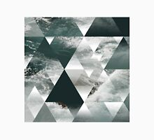 Waves polygon Unisex T-Shirt