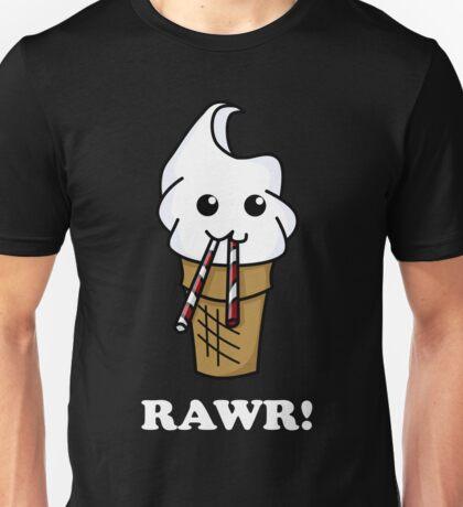 rawr cream Unisex T-Shirt
