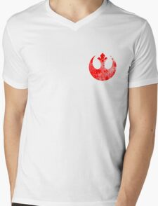 Rebel Alliance Mens V-Neck T-Shirt