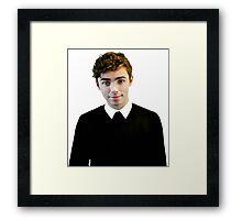 Nathan Sykes Framed Print