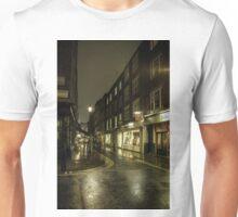 London, Soho Wet Streets Unisex T-Shirt