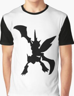 Scyther silhouette Graphic T-Shirt
