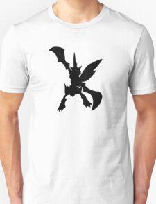 Scyther silhouette Unisex T-Shirt